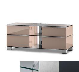 Sonorous MD9220CINXGRP - Meuble pour ecran Plasma/LCD en verre et bois