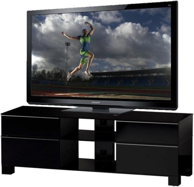 meuble tv sonorous mood 9240 noir achat vente sonorous. Black Bedroom Furniture Sets. Home Design Ideas