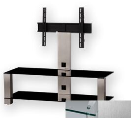 Sonorous PL2400CINX - Meuble pour ecran Plasma/LCD en verre et aluminium