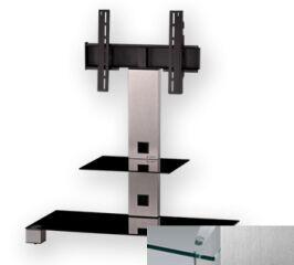 Sonorous PL2500CINX - Meuble pour ecran Plasma/LCD en verre et aluminium