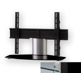 Sonorous PL2310CHBLK - Meuble pour ecran Plasma/LCD en verre et aluminium