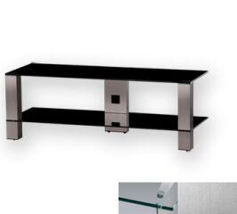 Sonorous PL3410CINX - Meuble pour ecran Plasma/LCD en verre et aluminium