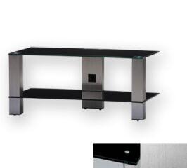 Sonorous PL3415BINX - Meuble pour ecran Plasma/LCD en verre et aluminium