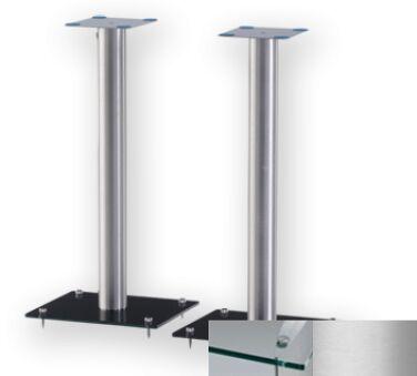 Sonorous SP100CSLV - Meuble pour ecran Plasma/LCD en verre et aluminium