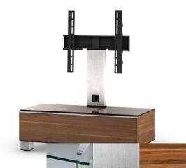 Sonorous MD8095CINXAPL - Meuble pour ecran Plasma/LCD en verre et bois