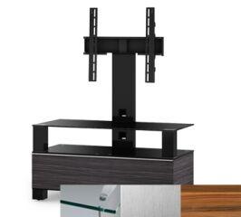 Sonorous MD8953CINXAPL - Meuble pour ecran Plasma/LCD en verre et bois