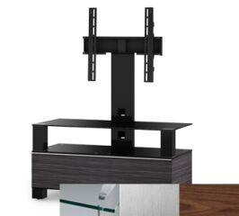 Sonorous MD8953CINXWNT - Meuble pour ecran Plasma/LCD en verre et bois
