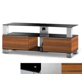 Sonorous MD9120BINXAPL - Meuble pour ecran Plasma/LCD en verre et bois