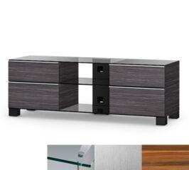 Sonorous MD9240CINXAPL - Meuble pour ecran Plasma/LCD en verre et bois